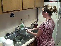 tehotná - hoot dievča drobet obrovský zvon dostať hipnoze