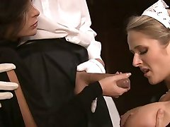 rich lady maid and butler fuck