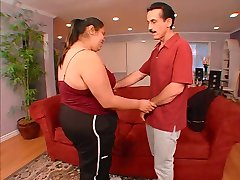 Lorelai Givemore (Fat BBW) & Dirty Harry (Latino American)