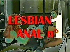 90er Jahre anal lesbienne