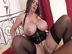 Huge-Boobs-Milf hard fucked