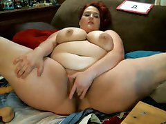 bbw webcam pussy play