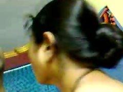 Seksikäs Intialainen Bhabhi