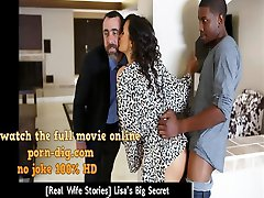 Real Wife Stories - Lisa's Big Secret