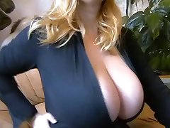 Riesige boob camshow 2 (kein-Ton)