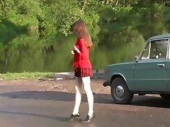 Russisk Ungdoms Svetlana Belochkina,Ved Blondelover