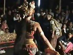 古巴厘岛色情的性感的舞蹈6