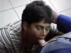 Indian Cleaning Lady Fucked