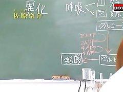 Japanese Giant Tits Teacher