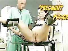 tehotná mokré