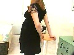 Vintage tehotné dievčatá porno