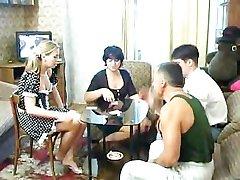 Familjen Som Knullar Varandra, Cums Tillsammans
