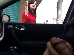 Flashing in the car 15 whit cob
