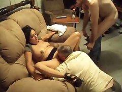 lusty latan wife slut enjoys my coworkers & husband films