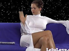 Lelu Love-Princess Leialu Vibrator Masturbation