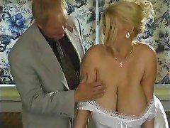 Big Tit-Fuck & Cumshot, Natürliche Brüste