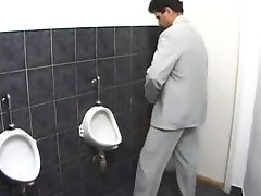 another toilet fuck