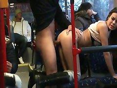 Bonnie Shai on Public Bus