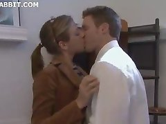 I love to fuck my son's girl friend at my office