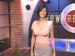 Catherine Bell na Howard Stern Show