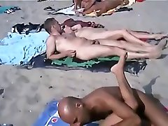 sex in the nude beach