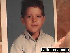 Latina eerste timer lul hard