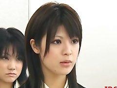 Japonský AV Model je mať sex