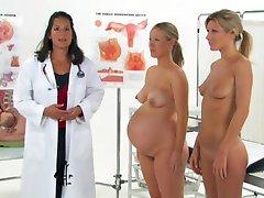 Zmeny počas tehotenstva