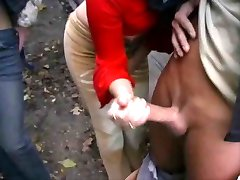 Amateur Outdoor Handjobs