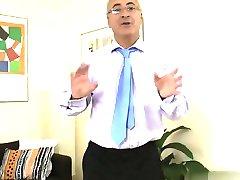 Xxx آماتور, رابطه جنسی در دفتر