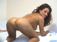 Natacha Recieves a Massive Double Cumshot