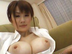 Erika Kirihara skutečné asijské model