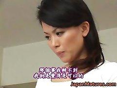 Miki Sato real belleza asiática es una madura part4
