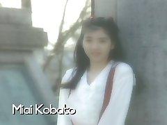 Vintage Japāņu Pusaudžu(1991) -Miai Kobato-