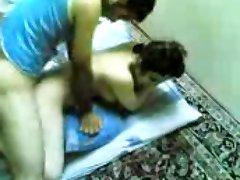 nadržaný pár arabských sextape