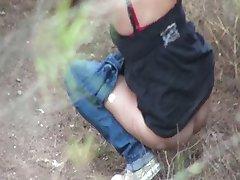 peeing 3