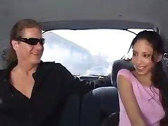 pusaudžu hitchhiker Aleksis Mīlestība