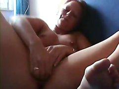 Сексуальная милашка трусики вброс на камеру