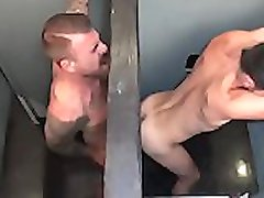 Big Dick Gloryhole su Rocco Steele