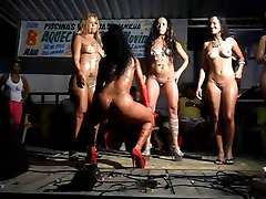 Drobne Bikini Tekmovanje