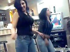 अरब लड़की नृत्य गर्म