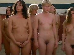 Gefangene Frauen (1980) - صحنه 15, مجازات