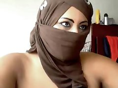 Hijab dame