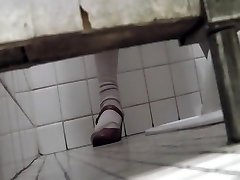 1919gogo 7615 المتلصص عمل الفتيات من العار مرحاض المتلصص 138