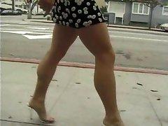 कामुक पैर