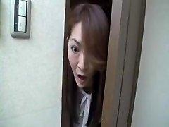 ژاپنی مادر دختر او. نام ؟