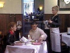 Isabel im Restoran