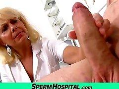 Wicked lady médecin Koko cfnm hôpital branlette