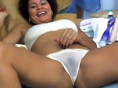 naturale unghii lungi - cam show 02