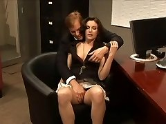Samantha Ryan pounded by her boss
